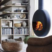Fireplace Bubble