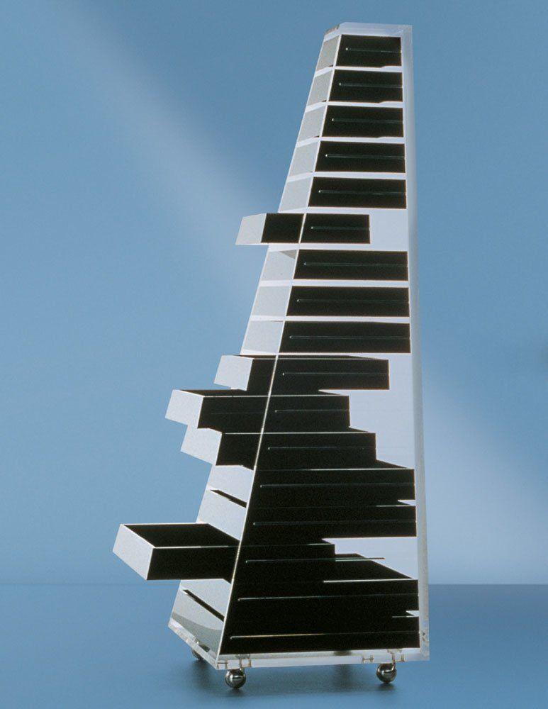 Cassettiera Pyramid