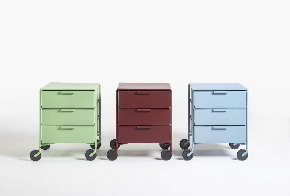 Schubladencontainer Mobil