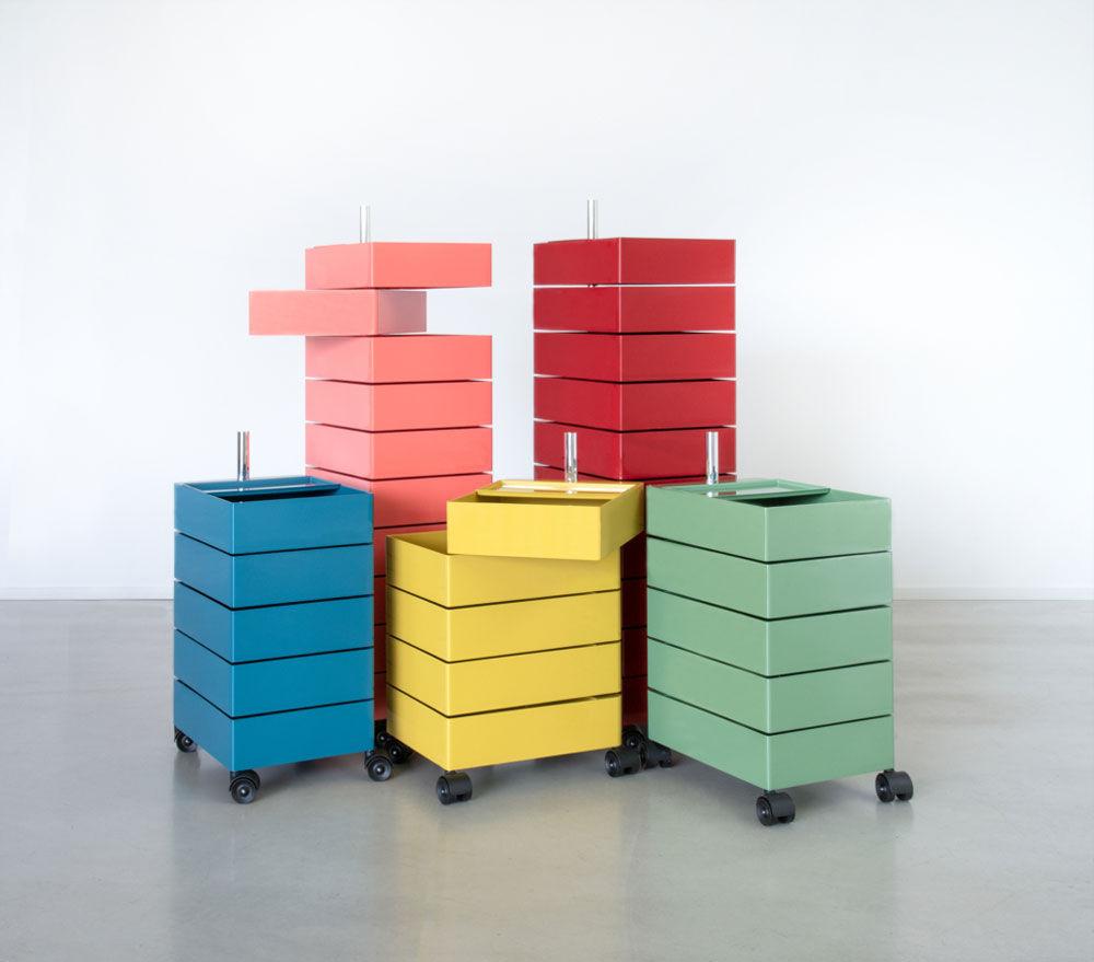 Carrello 360° Container