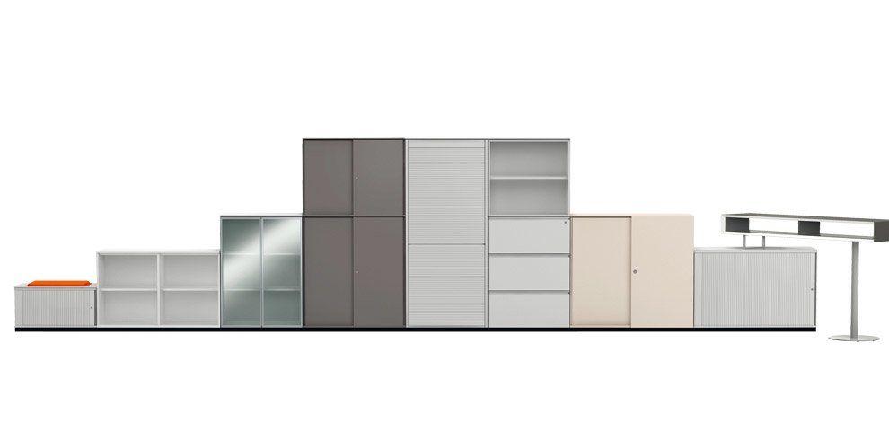 Bene Schubladen Und Aktenschränke Büromöbel K2   Designbest