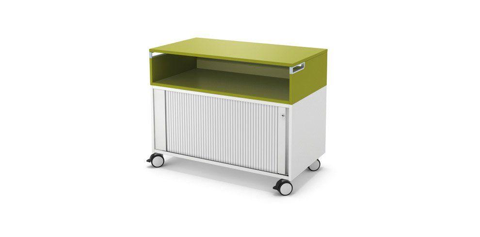 Bene Schubladen Und Aktenschränke Büromöbel T-Caddy | Designbest