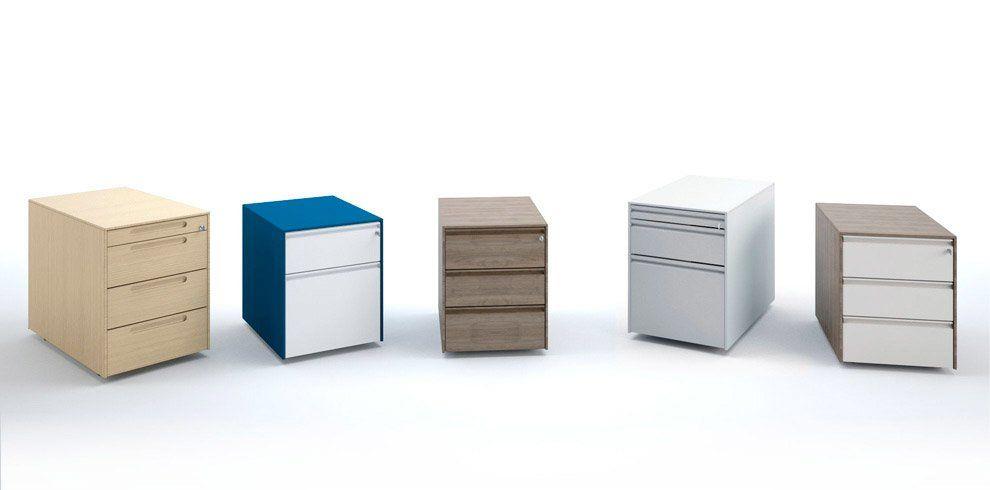 Bene Schubladen Und Aktenschränke Büromöbel LT Container | Designbest