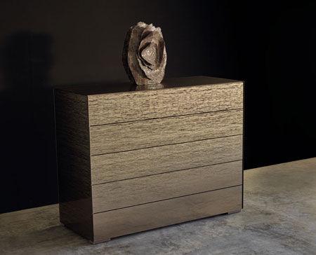 Cassettiera CubiDiGhiaccio - Seta