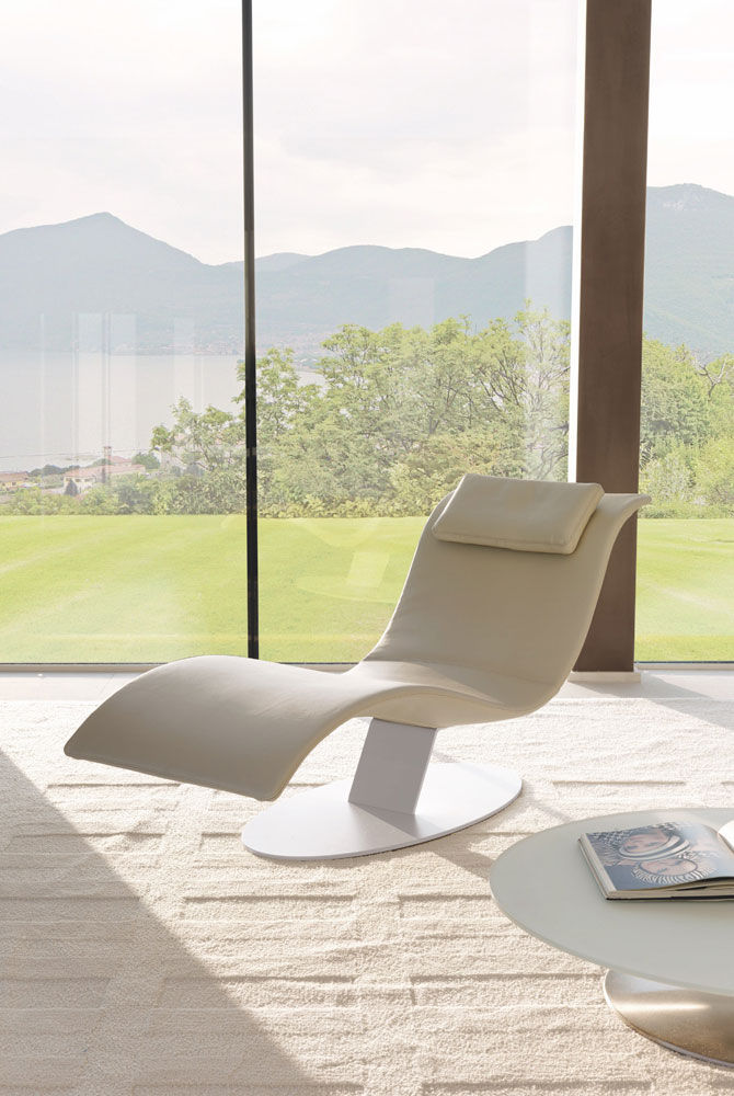 Chaise longue chaise longue eli fly by d sir e - Chaise design fly ...