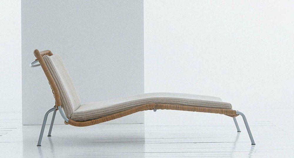 Chaise Longue: Chaise Longue Frog Lounge by Living Divani