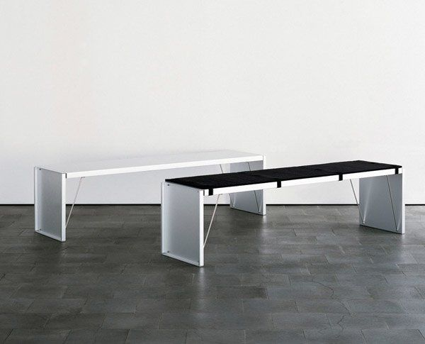 office chaise.  Office Bank Office Sitzbank Design Andreas Christen  2002 For Chaise