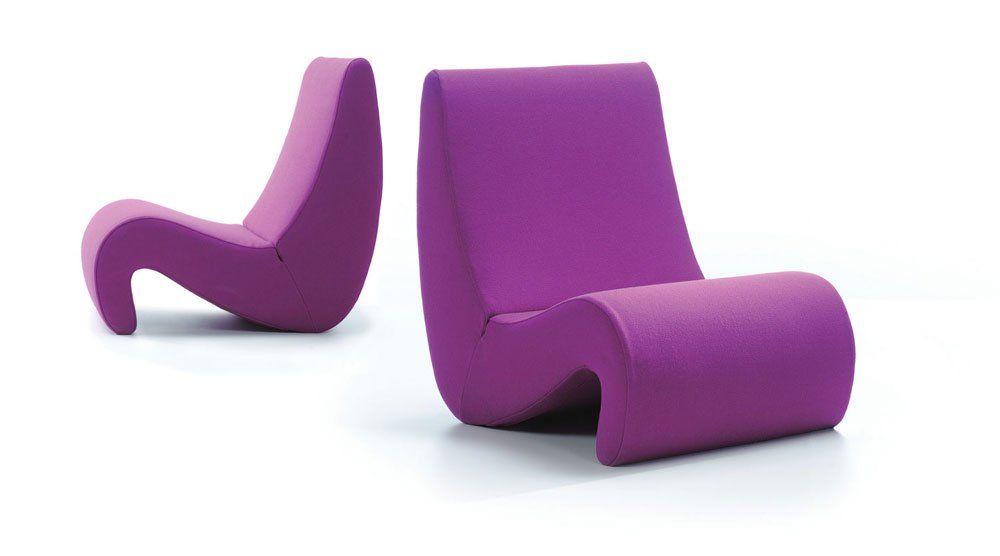 Chaise longue Amoebe