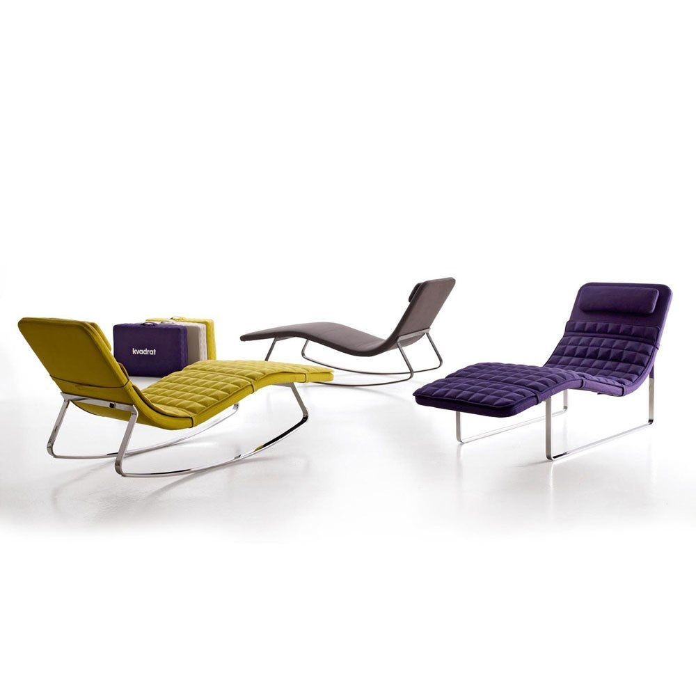 Chaise longue chaise longue landscape 05 by b b italia for Chaise longue canada