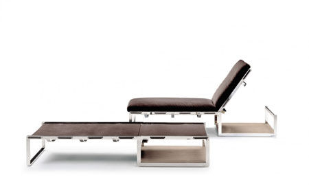Chaise longue Air