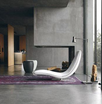 Chaise longue Ricciolo