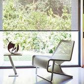 Chaise longue Aria