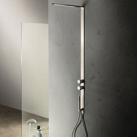 Shower column MilanoSlim Easy