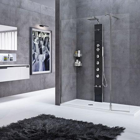Colonna doccia Cascata 1