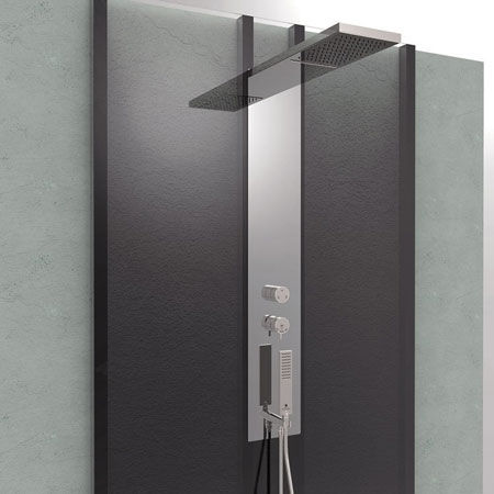 Colonna doccia Manhattan Panel Flat 3
