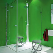Shower Panel Albero