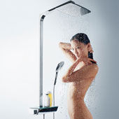 Showerpipe Raindance Select E 360