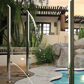 Colonna doccia AquaBambù