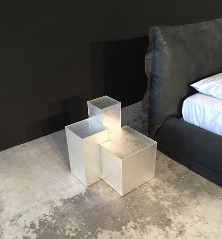 Comodino Crazy Cube