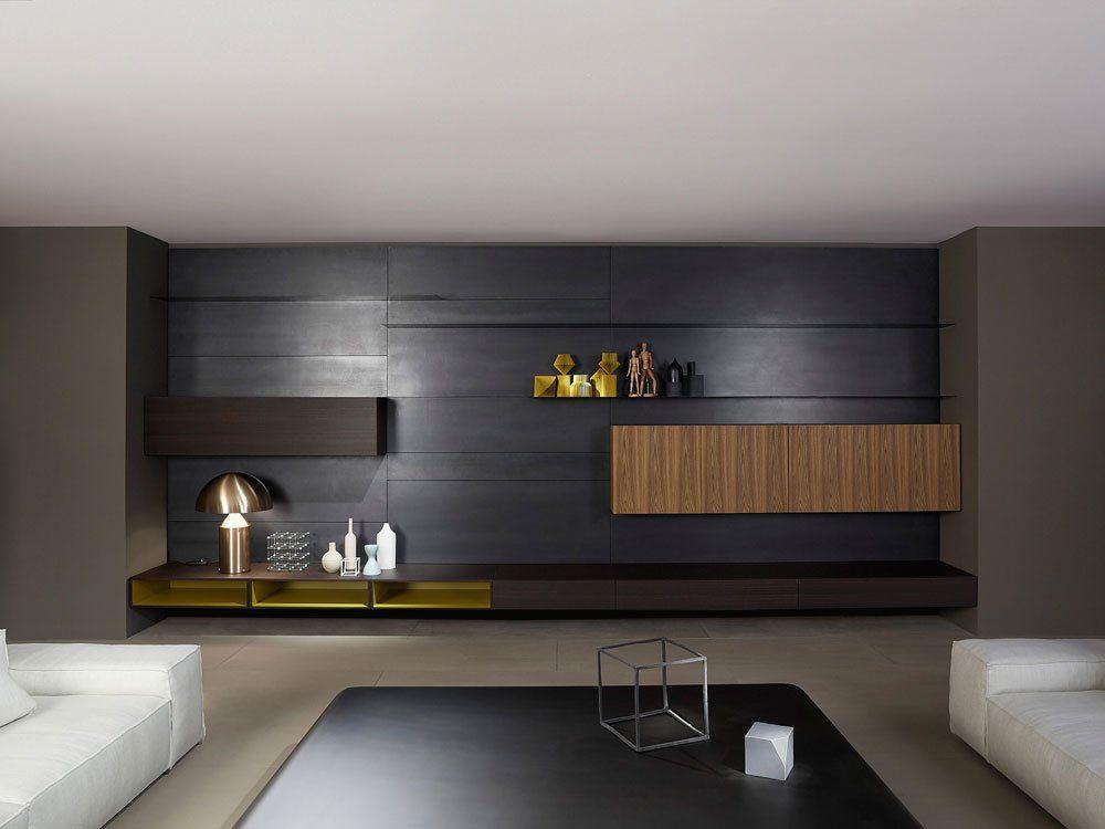 Schon Wohnwand Design Modern
