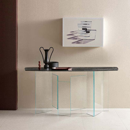 Console table Metropolis