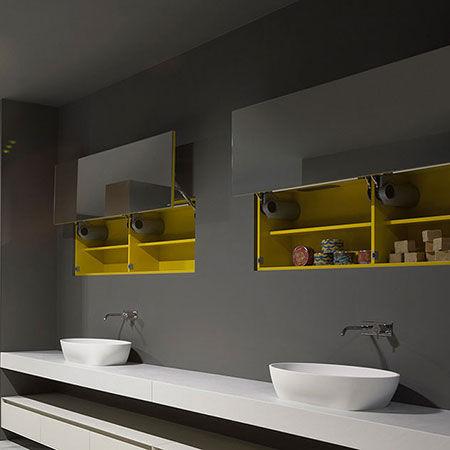 Badezimmermöbel Segreto