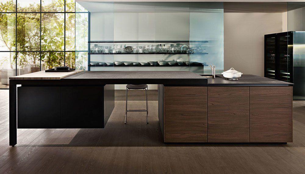 dada freistehende k chen k che banco c designbest. Black Bedroom Furniture Sets. Home Design Ideas