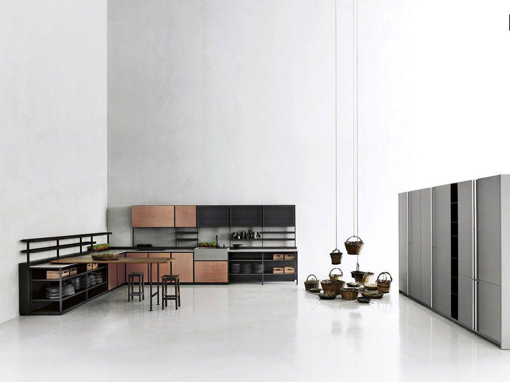 Küche Salinas [a]