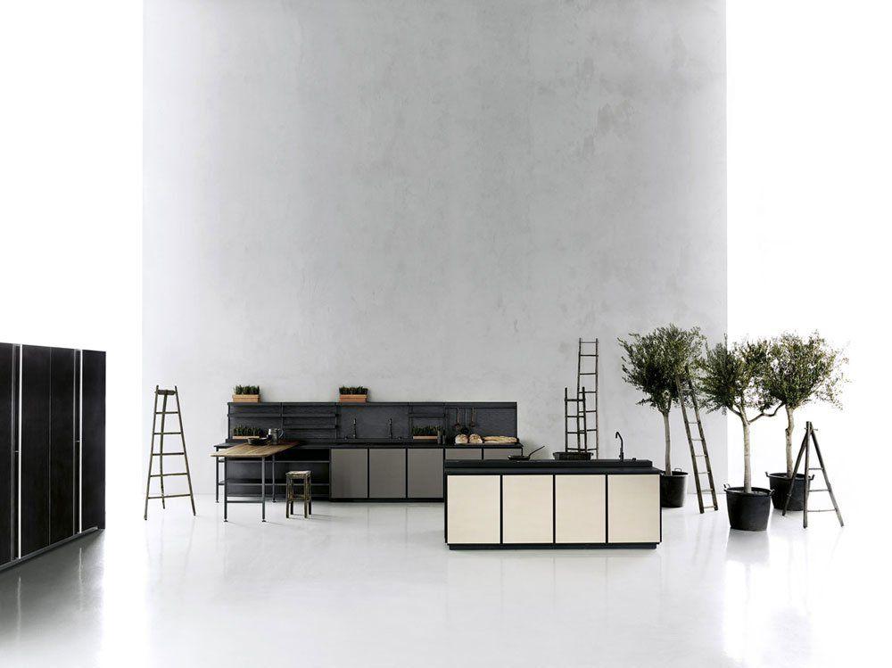 Boffi - Kitchens Freistehende Küchen Küche Salinas [C] | Designbest