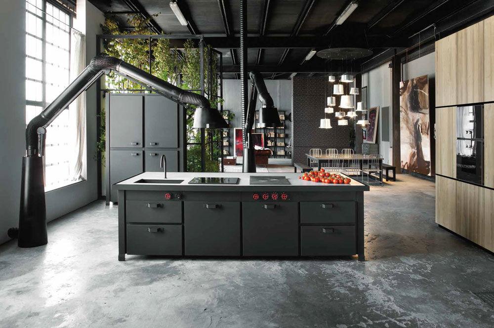 Cucina Minà da Minacciolo | Designbest
