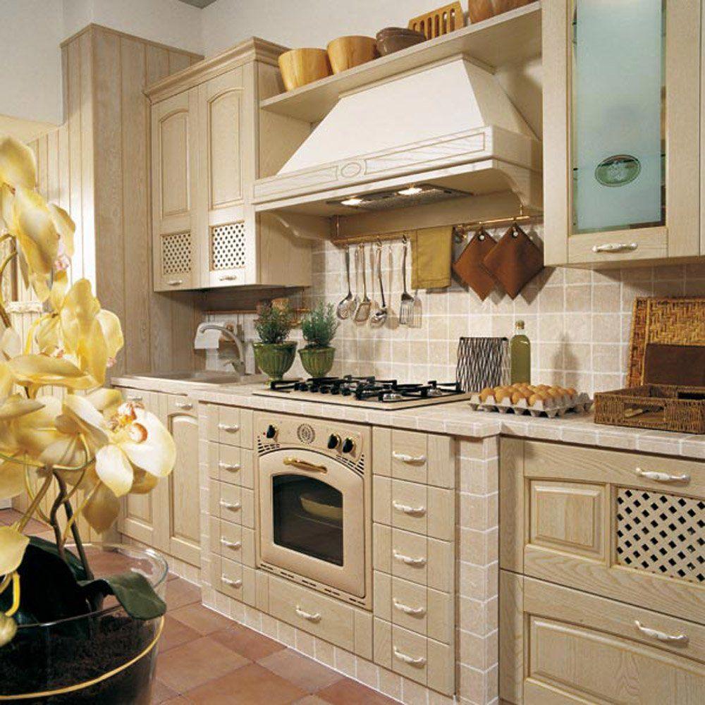 Cucina ginevra da stosa designbest for Rivestimenti per cucine classiche