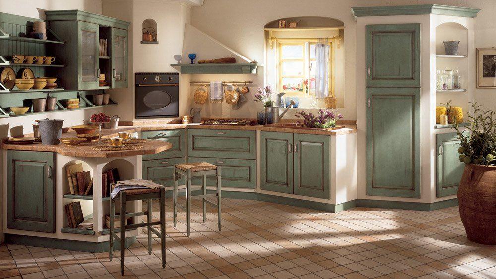 Cucina Belvedere da Scavolini | Designbest