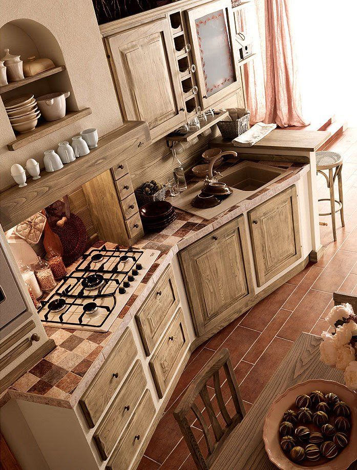 Cucina Paolina [B] da Zappalorto   Designbest