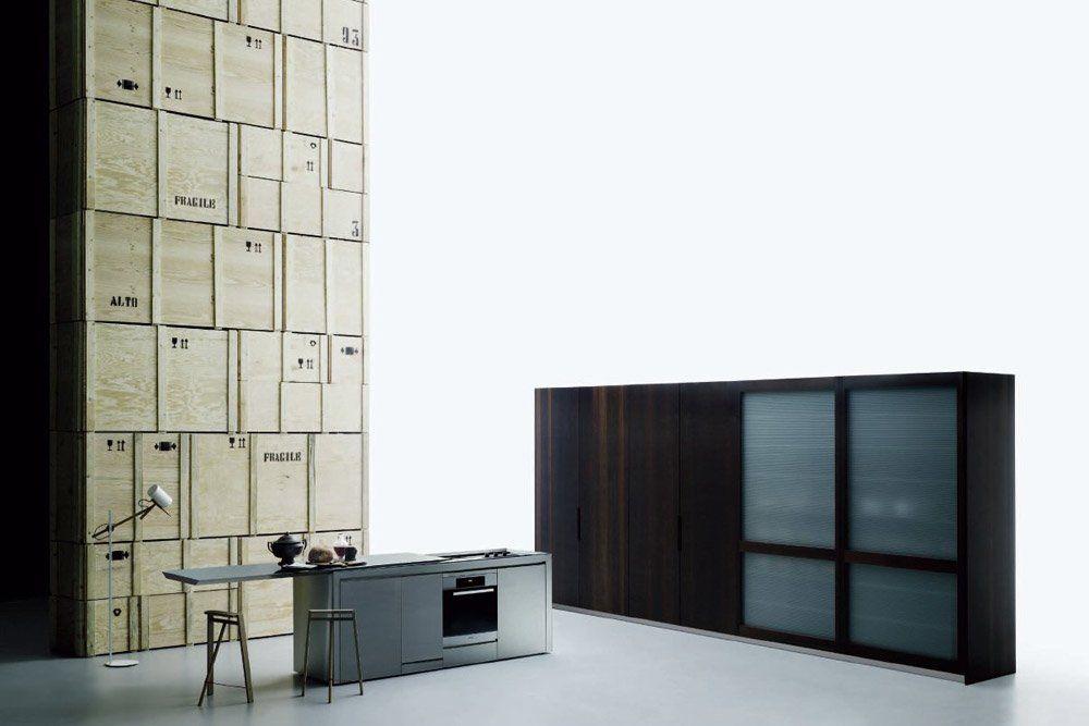 Boffi - Kitchens Kompakt-Küchen Küche K2 [B] | Designbest