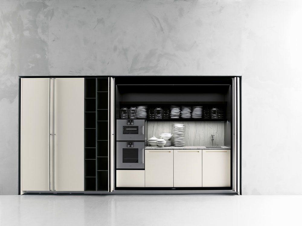 Boffi - Kitchens Kompakt-Küchen Küche Hide | Designbest