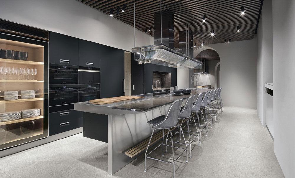 Cucina Lignum Et Lapis [D] da Arclinea | Designbest
