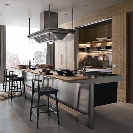 Küche Lignum et Lapis [a]
