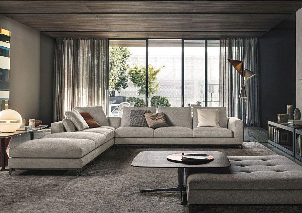 Minotti Ecksofas Sofakombination Andersen Designbest