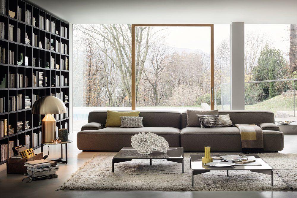 Modular Sofas: Set Cloud by Lema