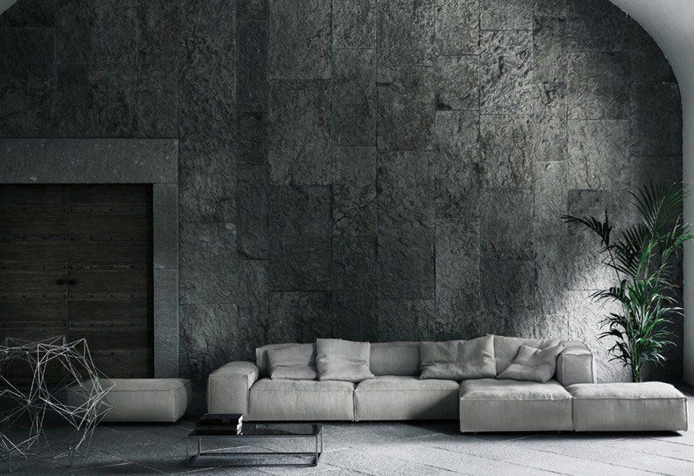 Living divani halbinsel sofas sofakombination neowall for Outlet divani design