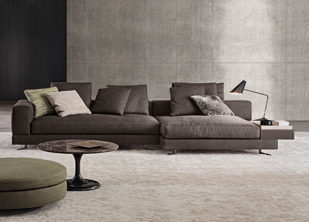 minotti halbinsel sofas sofakombination white designbest. Black Bedroom Furniture Sets. Home Design Ideas