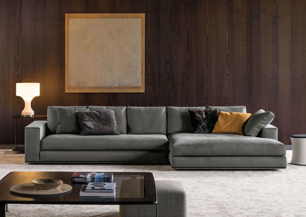 Sofa Indiana · Minotti. Info/Availability