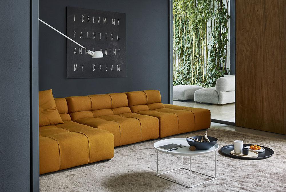Divano Letto Bb Italia.Modular Sofas Set Tufty Time By B B Italia