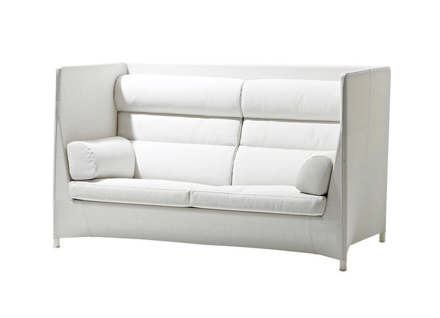 Outdoor Patio Couch Set, Outdoor Sofas Sofa Diamond Highback By Cane Line