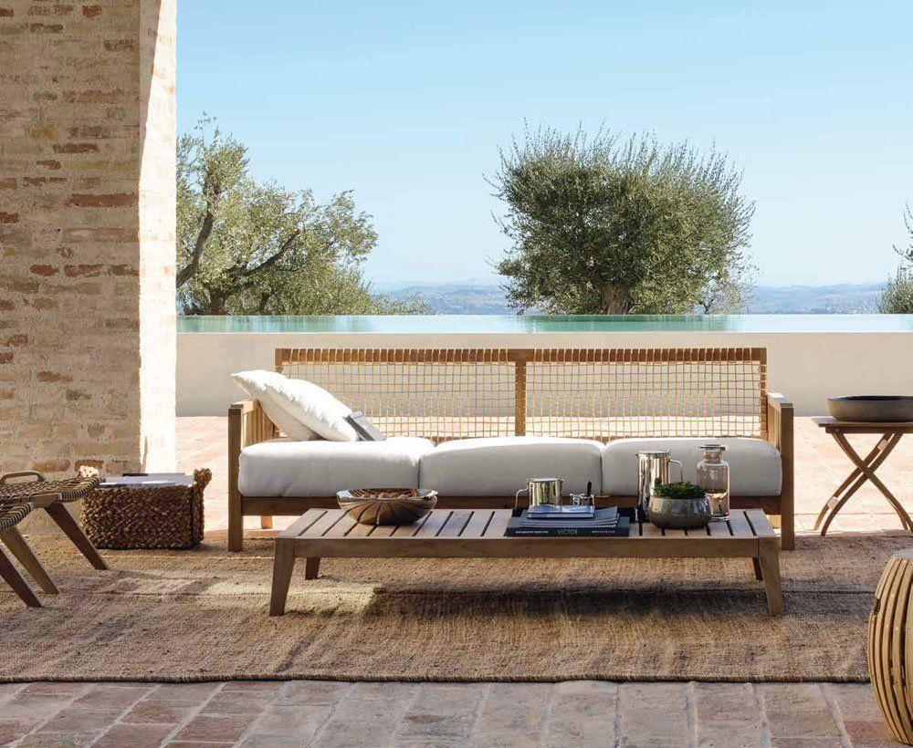 Unopiù Gartensofas Sofa Synthesis | Designbest