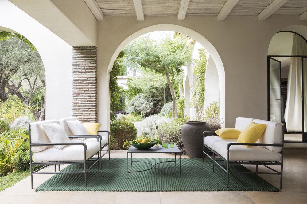 Unopiù Gartensofas Sofa Toscana | Designbest