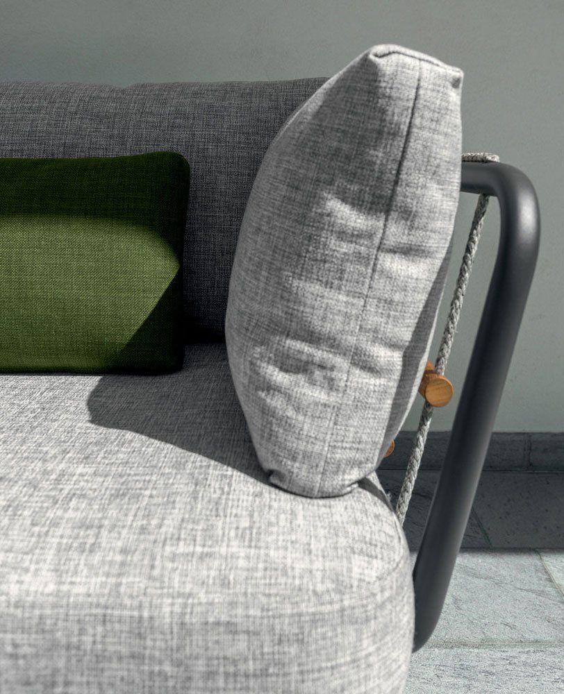 Outdoor Sofas: Sofa Soho by Talenti