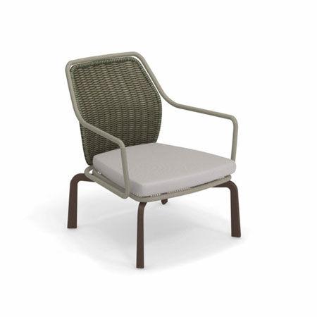 Petit fauteuil Cross