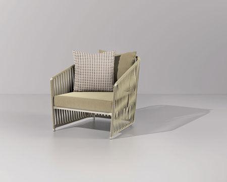 Small armchair Bitta