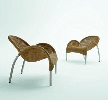 Kleiner Sessel Manta